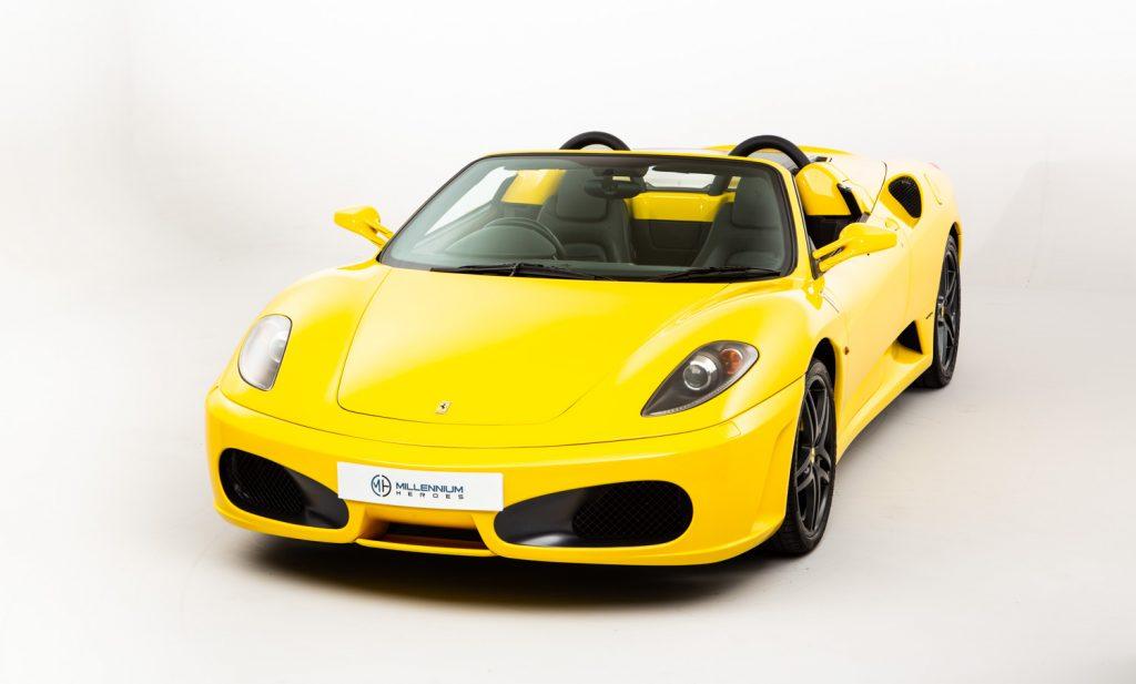 Ferrari F430 Spider F1 For Sale - Exterior 1