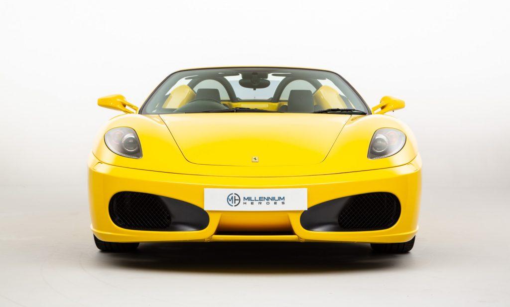 Ferrari F430 Spider F1 For Sale - Exterior 4