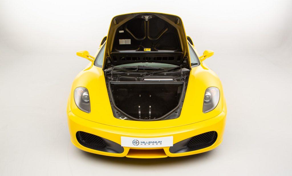 Ferrari F430 Spider F1 For Sale - Interior 10