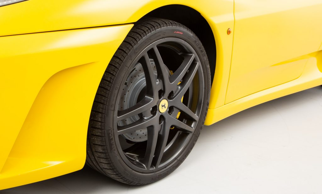 Ferrari F430 Spider F1 For Sale - Wheels, Brakes and Tyres 3