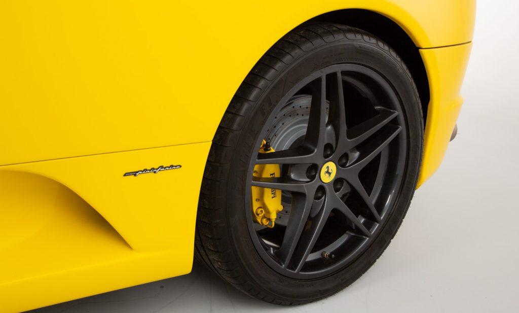 Ferrari F430 Spider F1 For Sale - Wheels, Brakes and Tyres 4