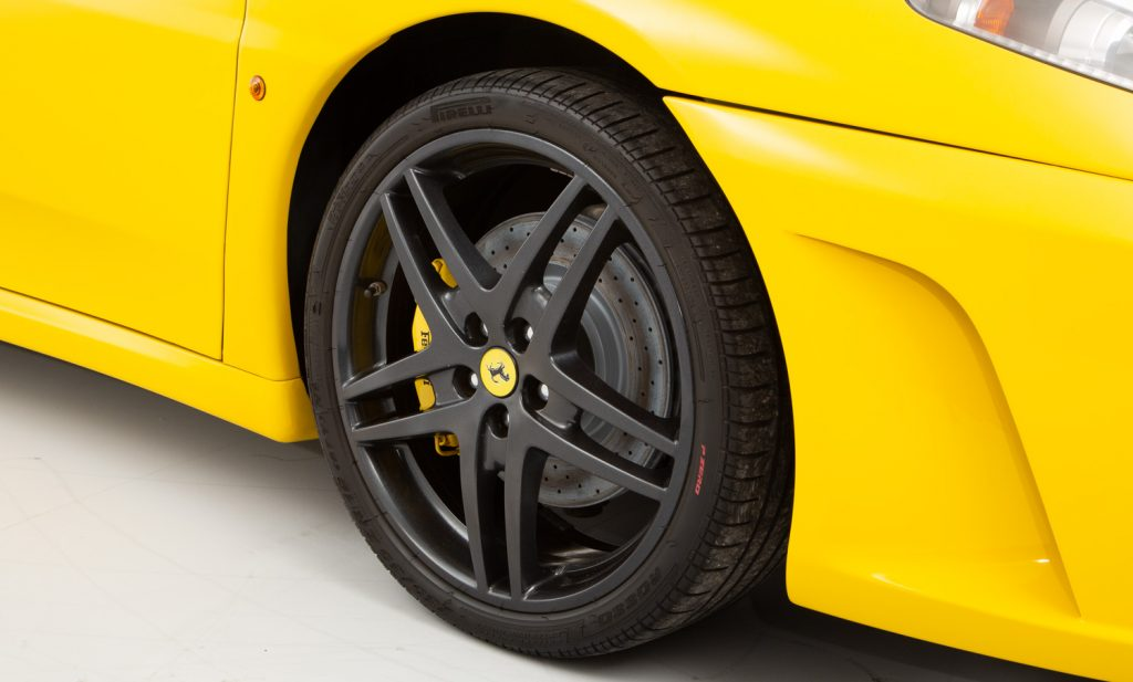 Ferrari F430 Spider F1 For Sale - Wheels, Brakes and Tyres 1