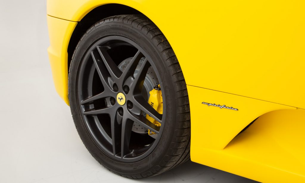 Ferrari F430 Spider F1 For Sale - Wheels, Brakes and Tyres 2