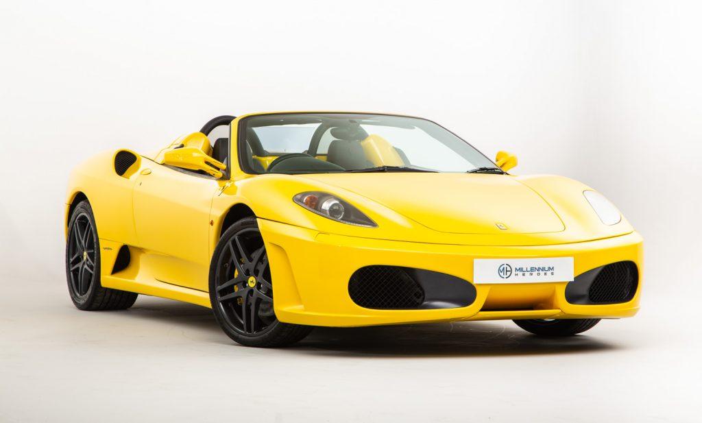 Ferrari F430 Spider F1 For Sale - Exterior 6