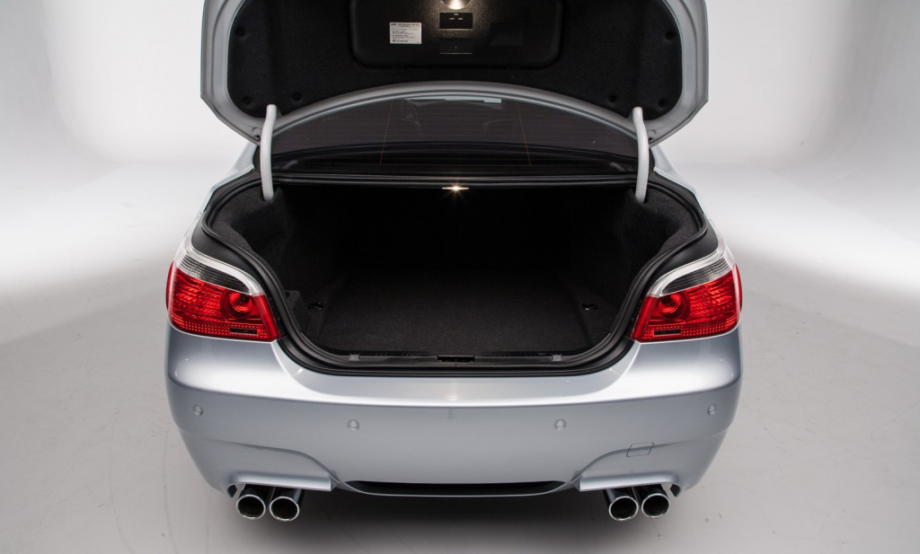 BMW E60 M5 For Sale - Interior 7