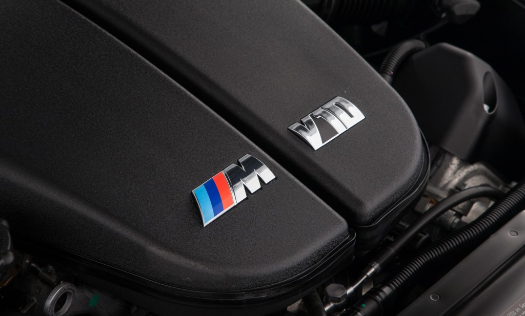 BMW E60 M5 For Sale - Engine and Transmission 4