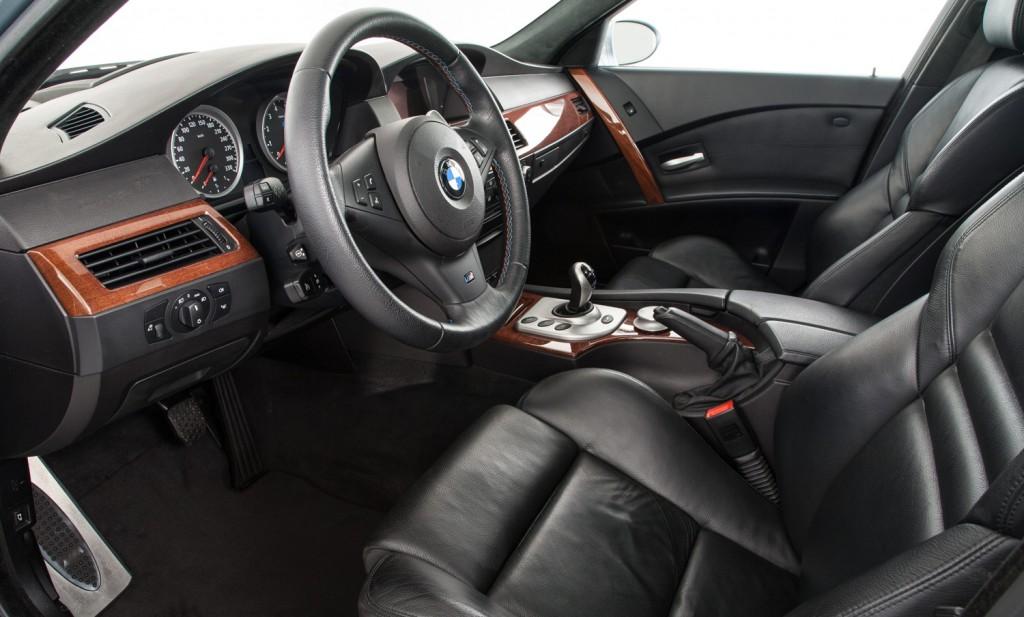 BMW E60 M5 For Sale - Interior 3