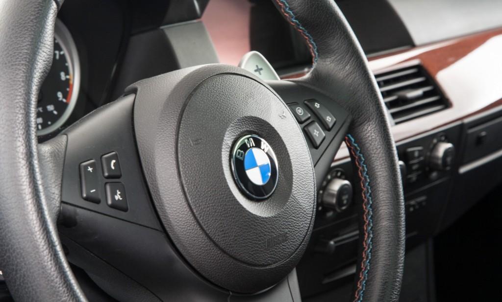 BMW E60 M5 For Sale - Interior 4