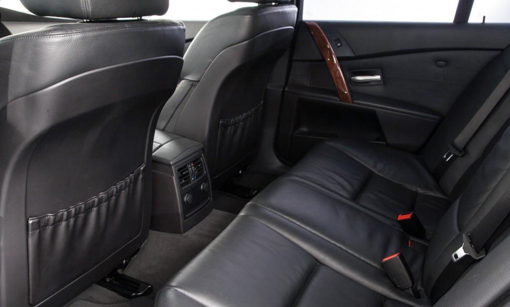 BMW E60 M5 For Sale - Interior 5