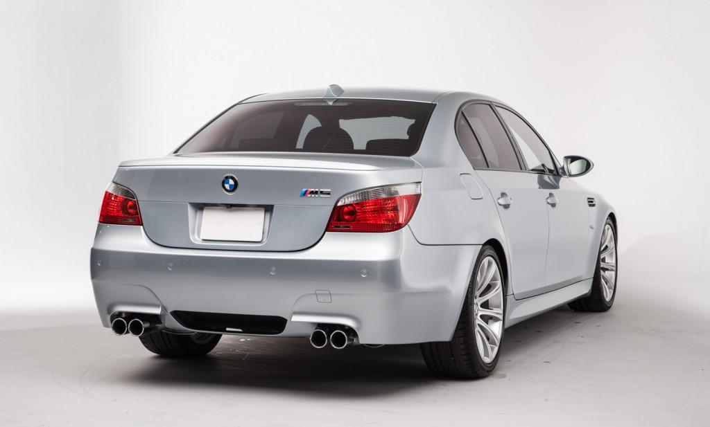 BMW E60 M5 For Sale - Exterior 9