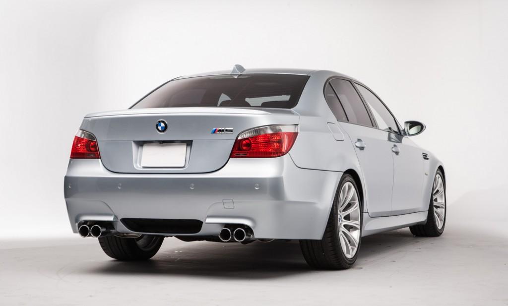 BMW E60 M5 For Sale - Exterior 8