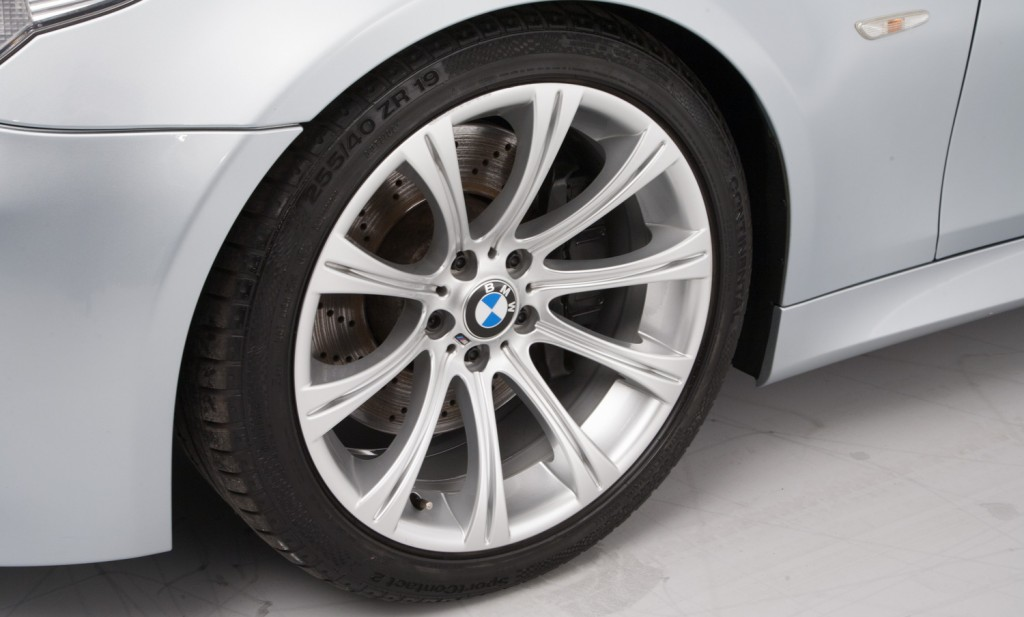 BMW E60 M5 For Sale - Wheels, Brakes and Tyres 2