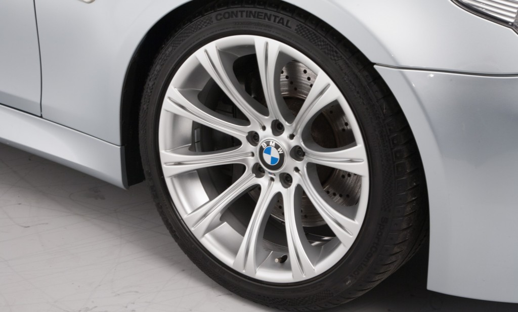 BMW E60 M5 For Sale - Wheels, Brakes and Tyres 3