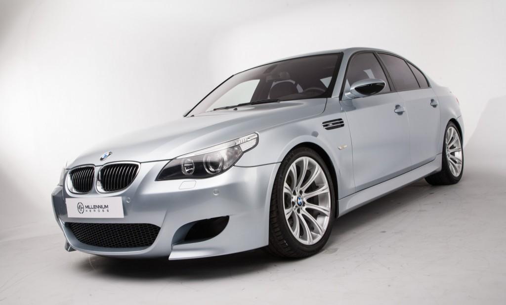 BMW E60 M5 For Sale - Exterior 1