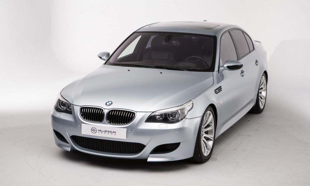 BMW E60 M5 For Sale - Exterior 3