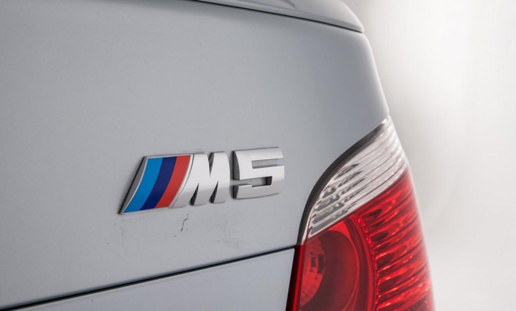 BMW E60 M5 For Sale - Exterior 12