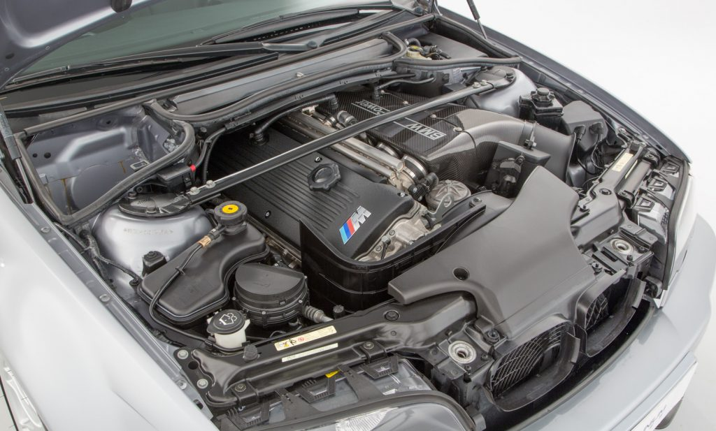 BMW M3 CSL For Sale - Engine and Transmission 4