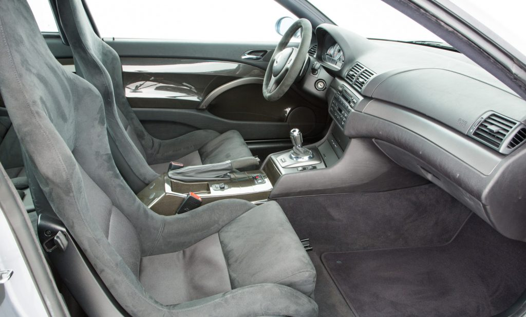 BMW M3 CSL For Sale - Interior 5