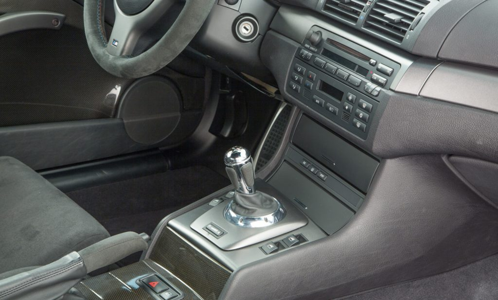 BMW M3 CSL For Sale - Interior 4