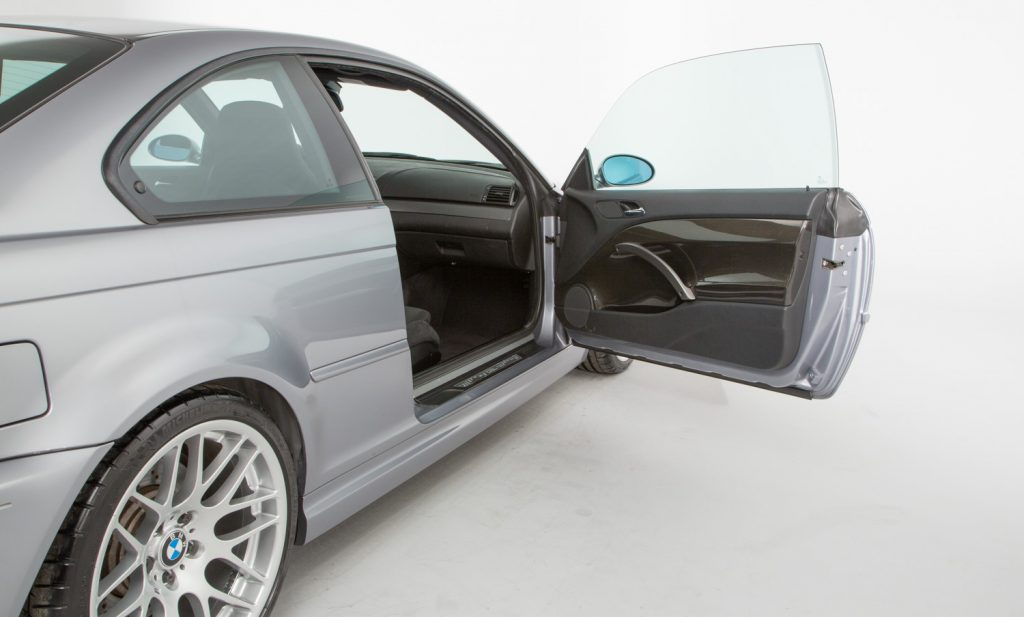 BMW M3 CSL For Sale - Interior 1