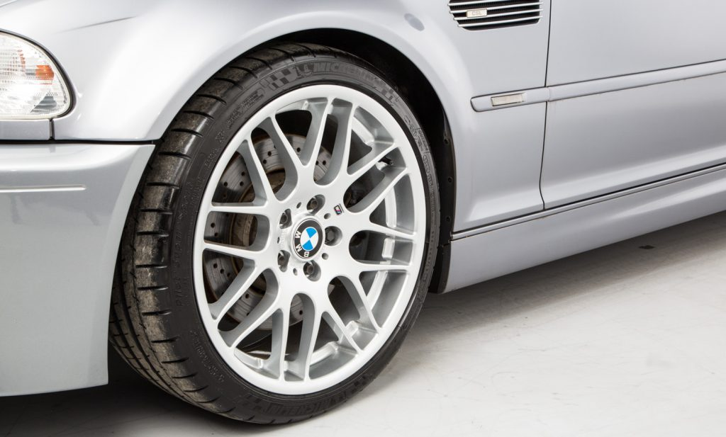 BMW M3 CSL For Sale - Wheels, Brakes and Tyres 3