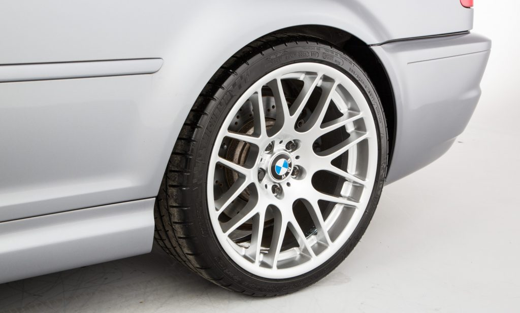 BMW M3 CSL For Sale - Wheels, Brakes and Tyres 4