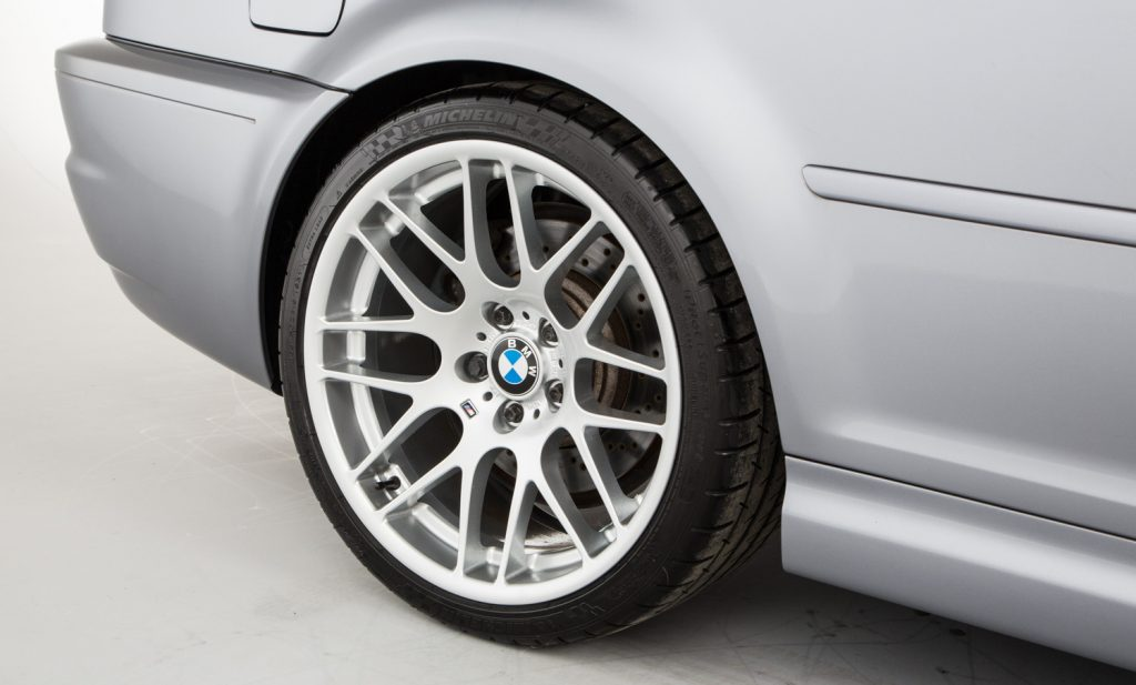 BMW M3 CSL For Sale - Wheels, Brakes and Tyres 2