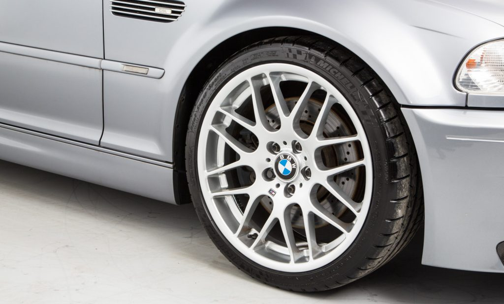 BMW M3 CSL For Sale - Wheels, Brakes and Tyres 1