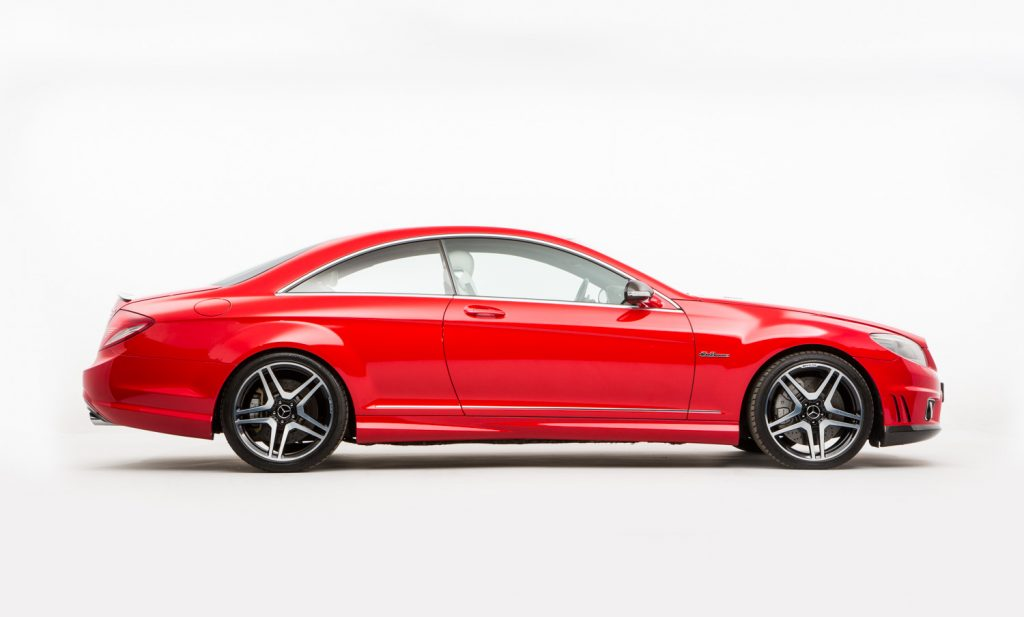 Mercedes CL63 AMG For Sale - Exterior 4
