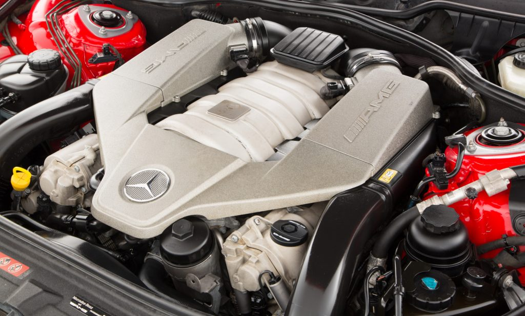 Mercedes CL63 AMG For Sale - Engine and Transmission 2