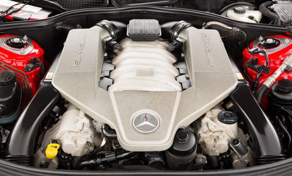 Mercedes CL63 AMG For Sale - Engine and Transmission 3