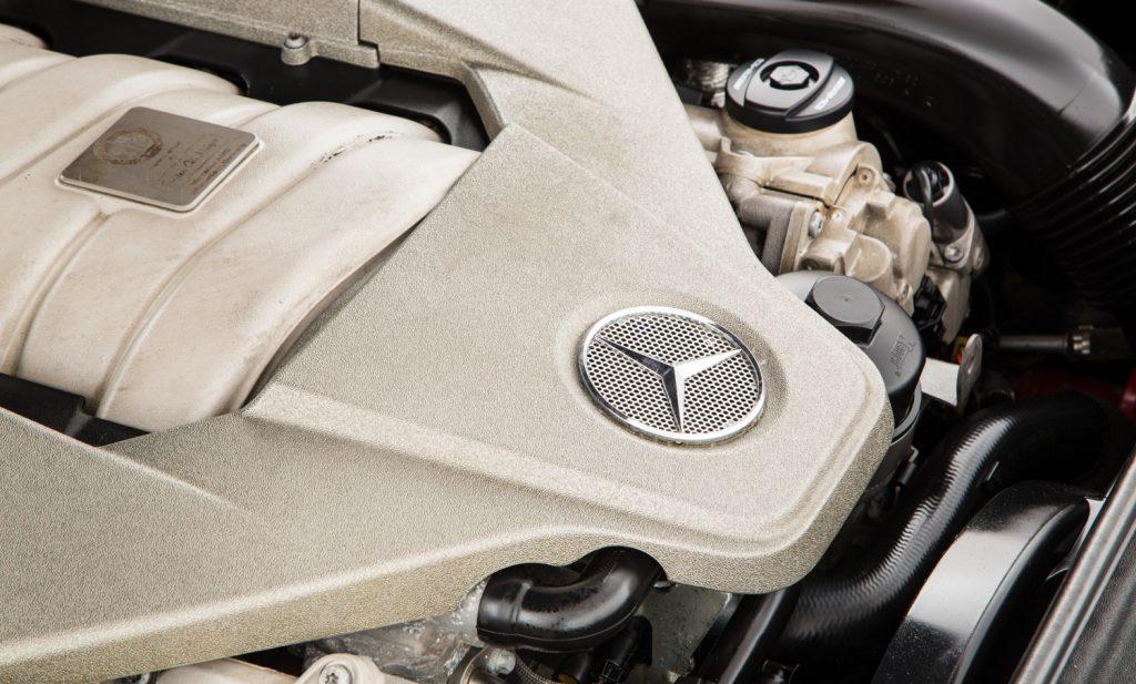 Mercedes CL63 AMG For Sale - Engine and Transmission 5