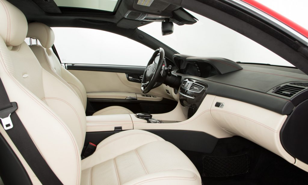 Mercedes CL63 AMG For Sale - Interior 4