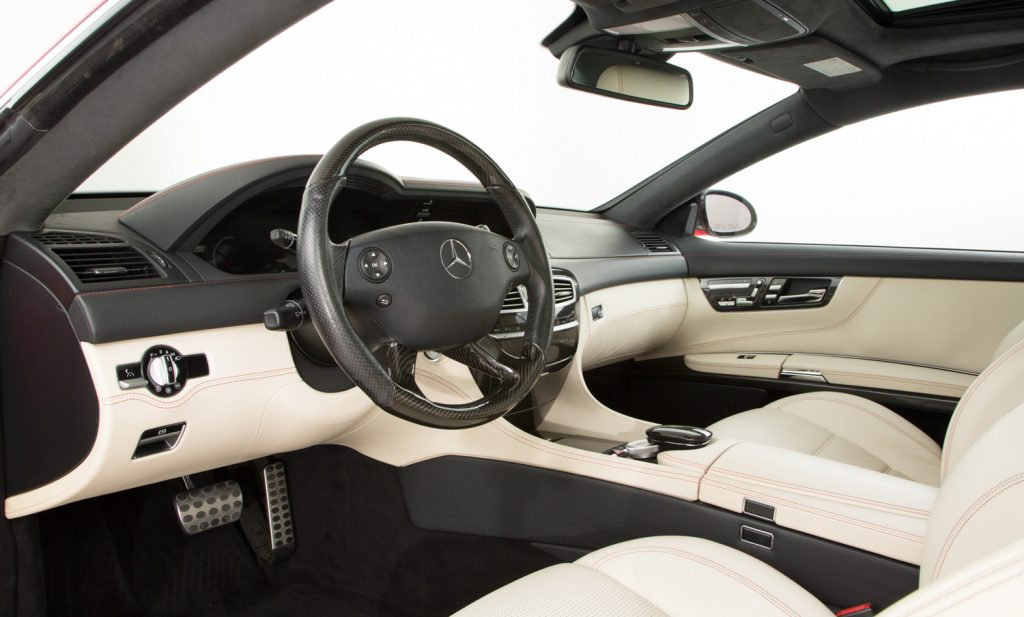 Mercedes CL63 AMG For Sale - Interior 2