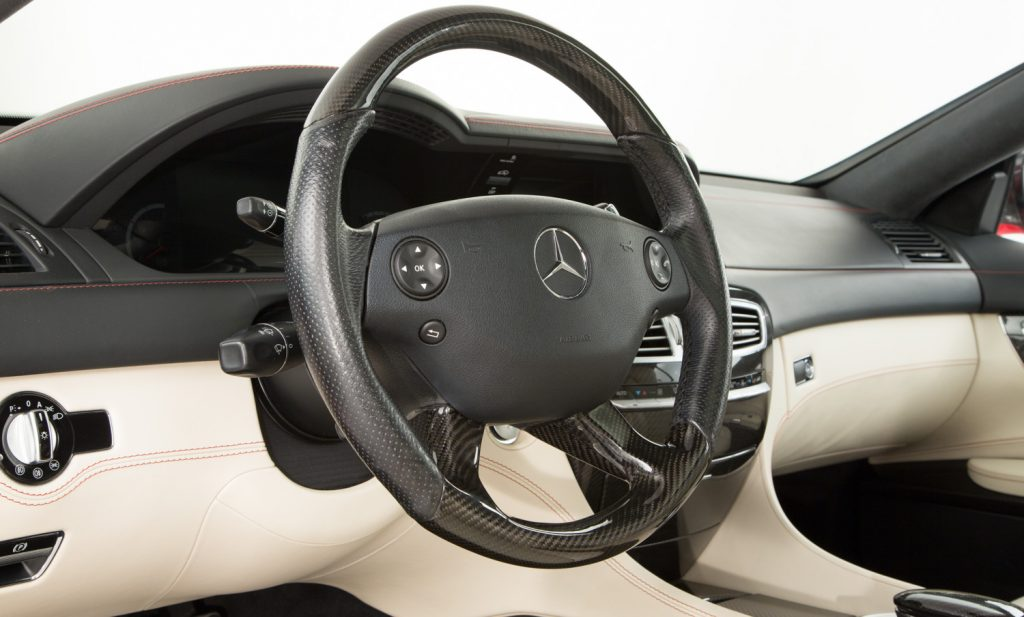 Mercedes CL63 AMG For Sale - Interior 3
