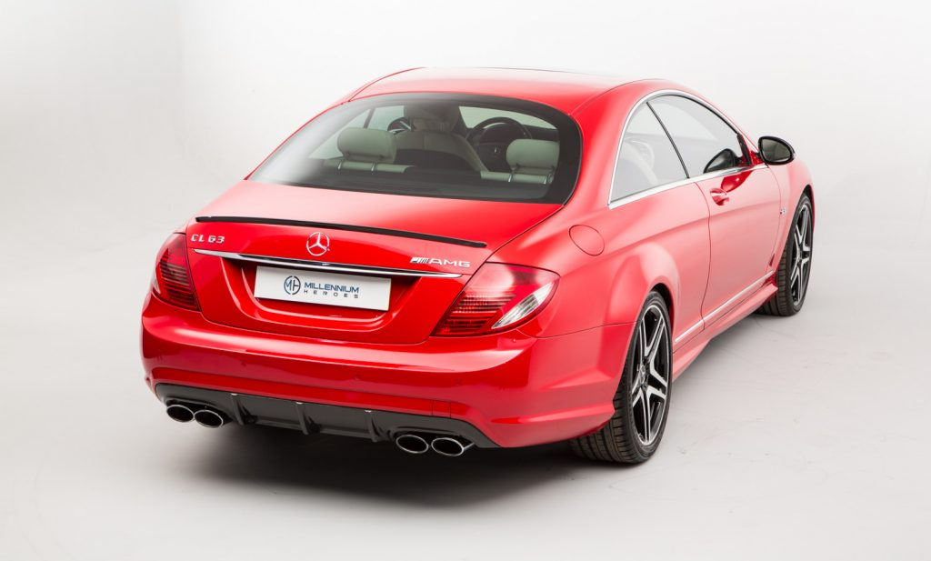 Mercedes CL63 AMG For Sale - Exterior 6