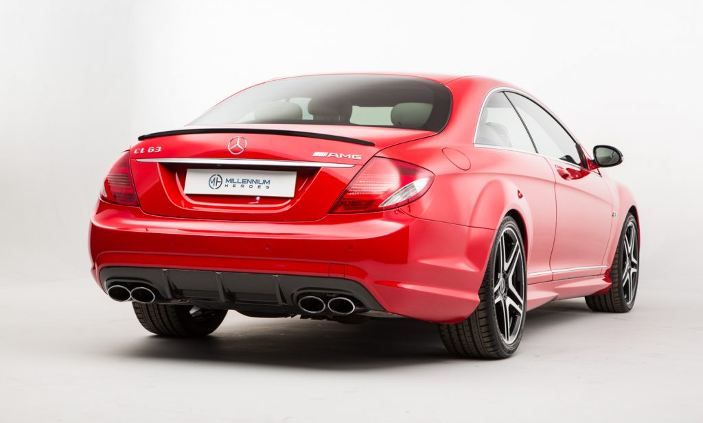 Mercedes CL63 AMG For Sale - Exterior 5