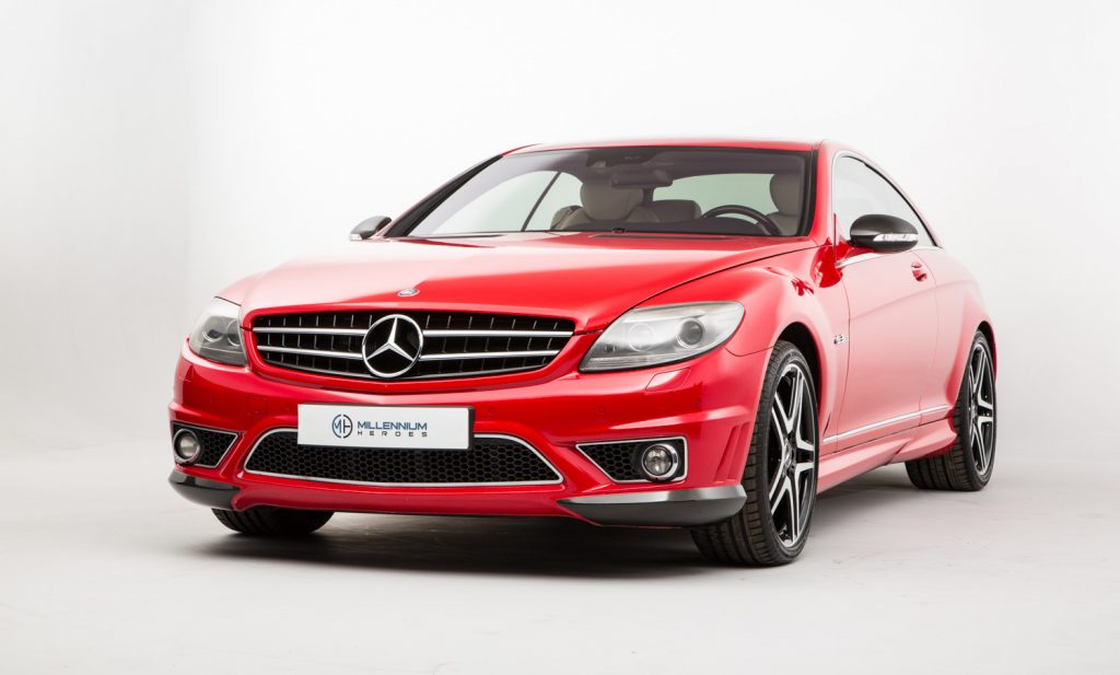 Mercedes CL63 AMG For Sale - Exterior 1