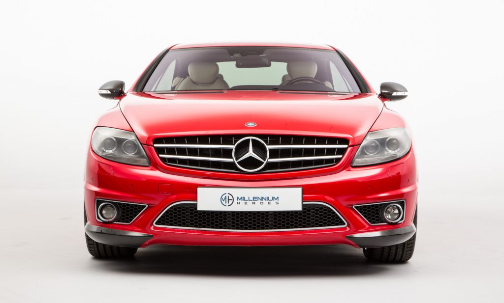 Mercedes CL63 AMG For Sale - Exterior 2