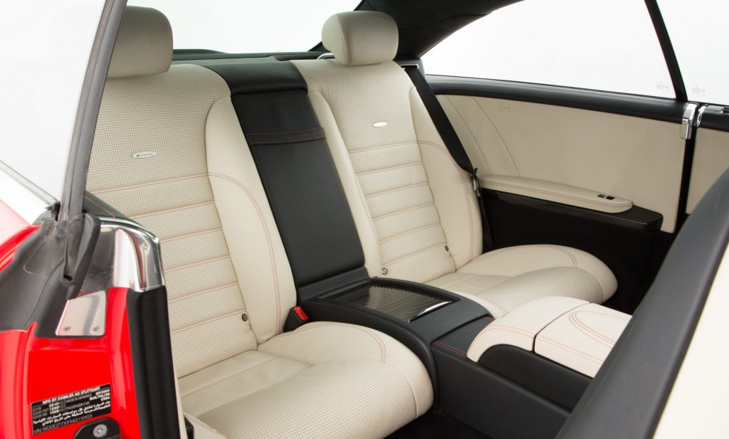 Mercedes CL63 AMG For Sale - Interior 6