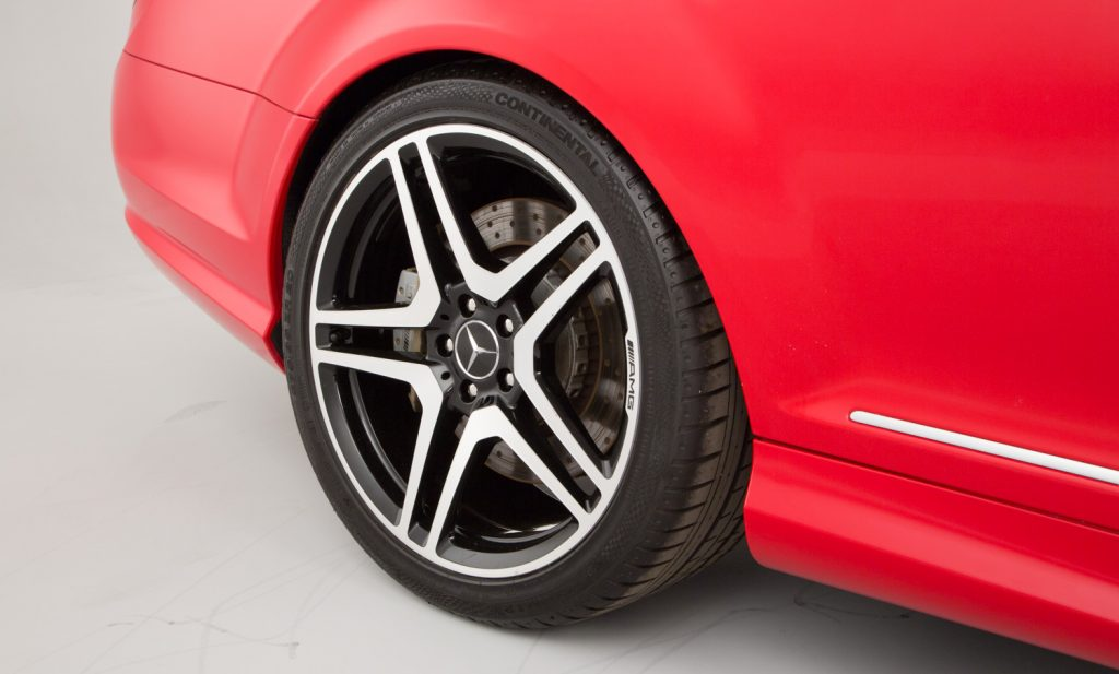 Mercedes CL63 AMG For Sale - Wheels, Brakes and Tyres 2