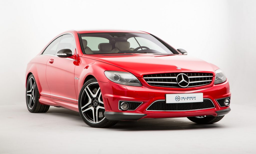 Mercedes CL63 AMG For Sale - Exterior 3
