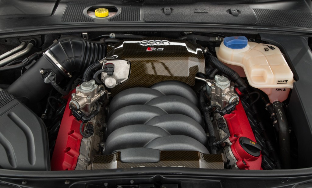 Audi B7 RS4 Saloon For Sale - Engine and Transmission 2