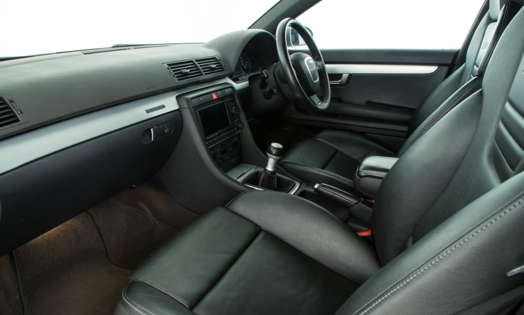 Audi B7 RS4 Saloon For Sale - Interior 1