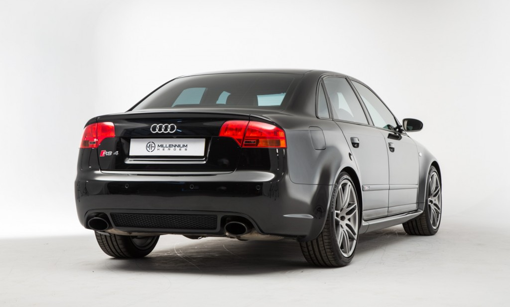 Audi B7 RS4 Saloon For Sale - Exterior 11