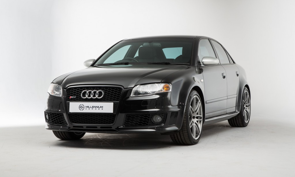 Audi B7 RS4 Saloon For Sale - Exterior 4