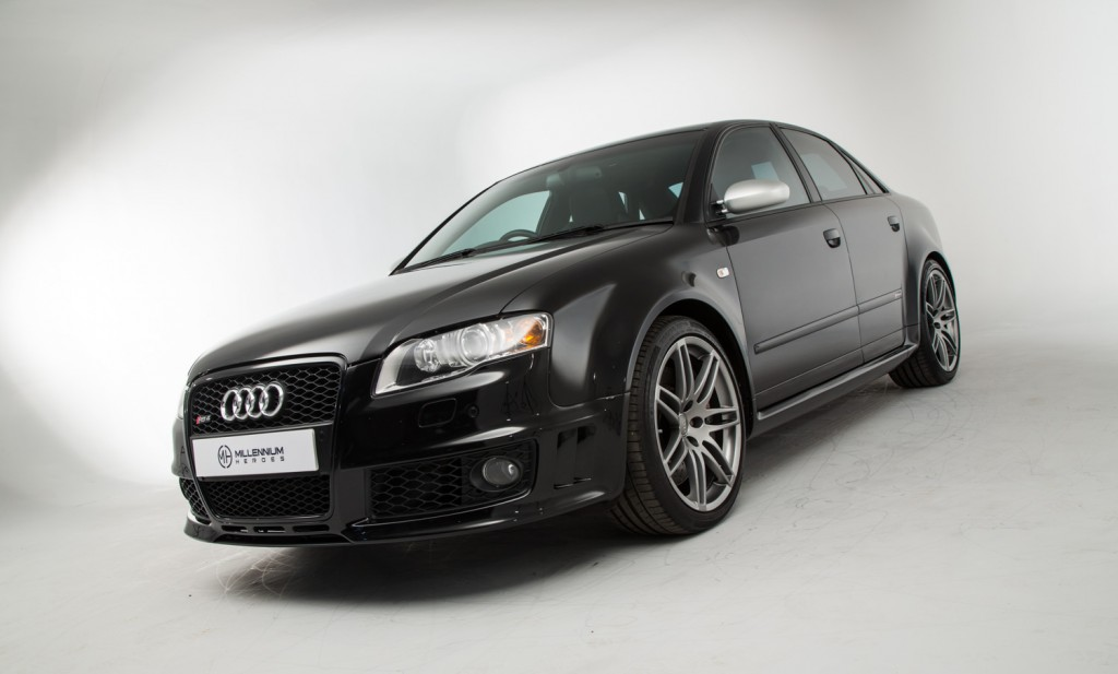 Audi B7 RS4 Saloon For Sale - Exterior 2