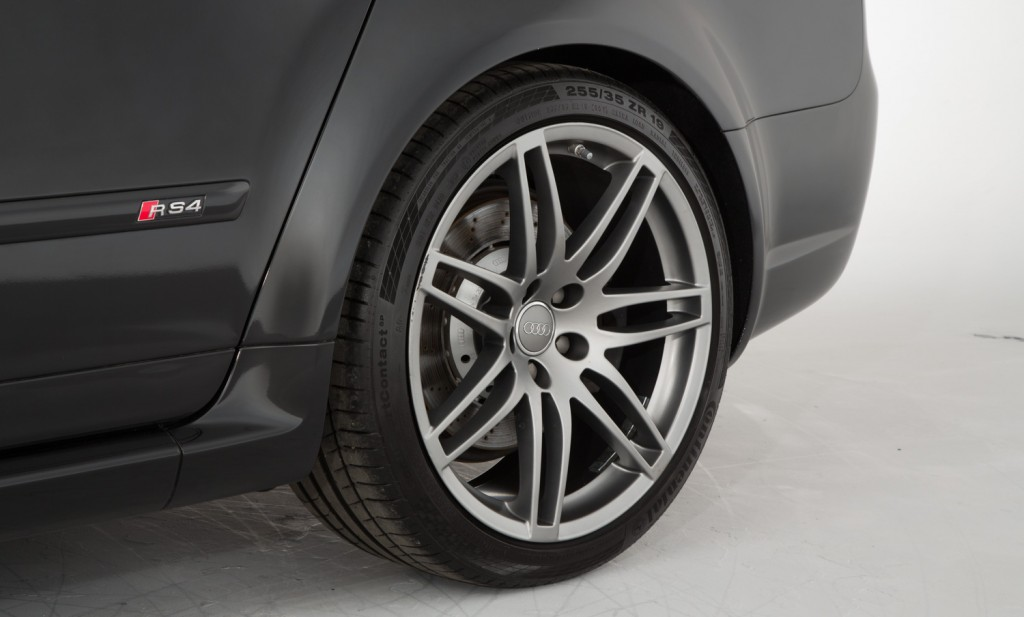 Audi B7 RS4 Saloon For Sale - Wheels, Brakes and Tyres 4