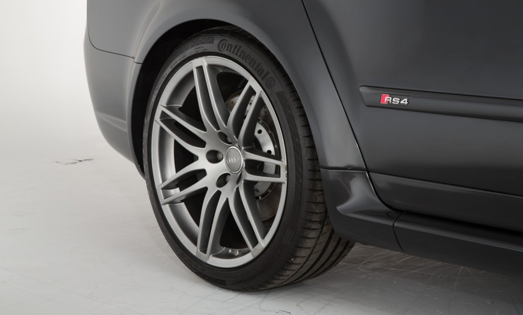 Audi B7 RS4 Saloon For Sale - Wheels, Brakes and Tyres 2