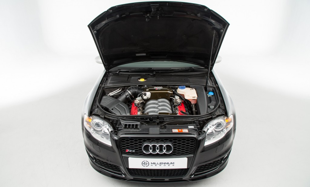 Audi B7 RS4 Saloon For Sale - Engine and Transmission 1